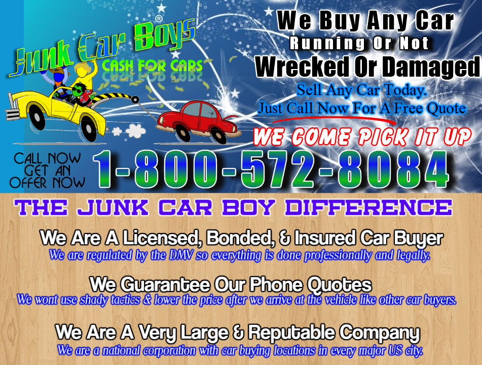 Junk cars for cash online quote - Loft Wallpapers